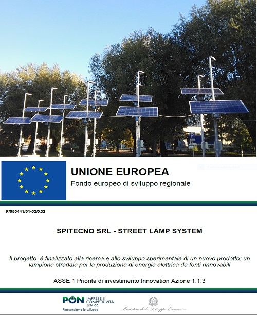 Street Lamp System Z€RO Cost Energy
